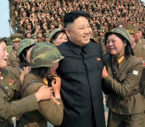 Coreia do Norte prepara disparo de míssil ou foguete, diz rádio americana