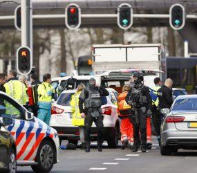 Tiroteio deixa um morto e vários feridos em Utrecht, na Holanda, diz imprensa