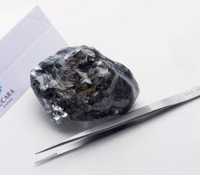Segundo maior diamante do mundo é encontrado em Botsuana
