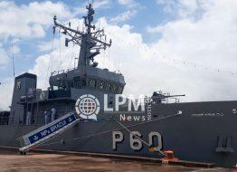 Drie Braziliaanse marineschepen bezoeken Suriname
