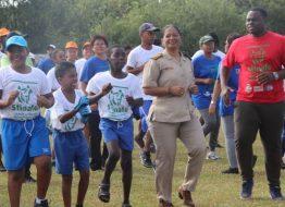 Veertigste sportdag voor kinderen met een beperking