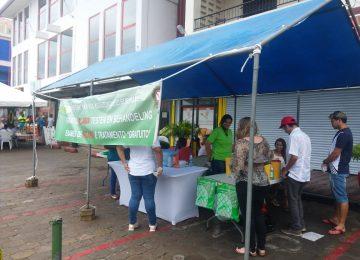 Embaixada brasileira apoia Feira da Saúde organizada pelo Hospital São Vicente