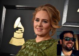 Adele se separa do marido, Simon Konecki