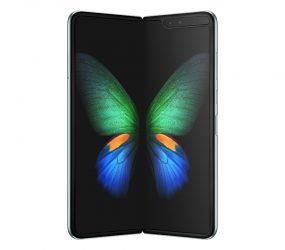 Unidades de teste de celulares dobravéis da Samsung têm problemas na tela