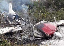 Rota do Cessna que caiu ainda é desconhecida
