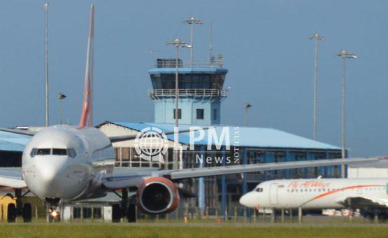 Radarsysteem JAP internationale luchthaven defect