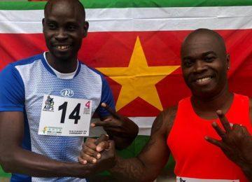 Associação de Jornalistas Esportivos do Suriname ganha 4 medalhas