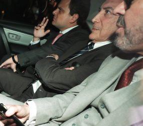 Temer passa 1º noite preso na sede da PF em SP