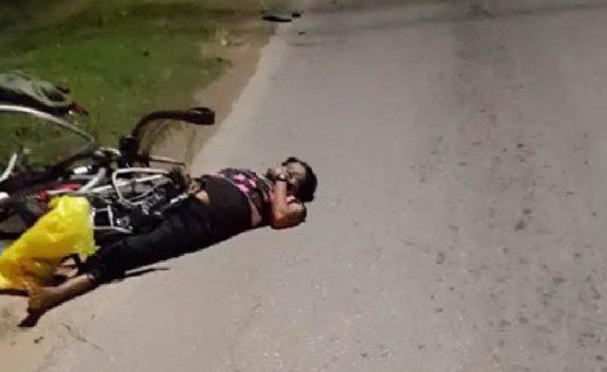 Dronken bestuurder rijdt fietser dodelijk aan