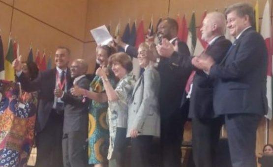 ILO neemt twee standaarden geweld en intimidatie op de werkvloer aan