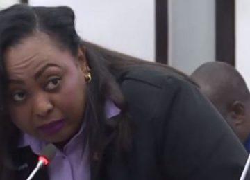 Daniella Sumter assume cargo como nova parlamentar