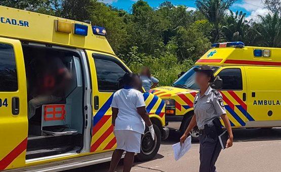 Suriname Centrale Ambulancedienst gaat alertheid hulpdiensten toetsen