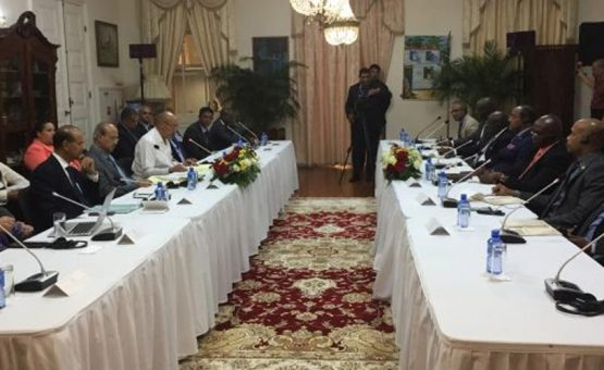 Visita do Primeiro Ministro de Antígua e Barbuda resulta em acordos concretos de cooperação