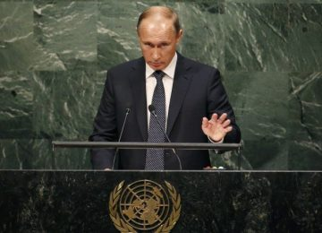 """""""Uma punhalada nas costas"""", diz Putin sobre derrubada de avião pela Turquia"""