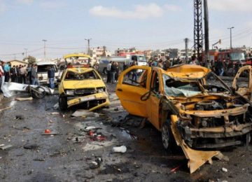 Série de atentados mata pelos 120 pessoas na Síria