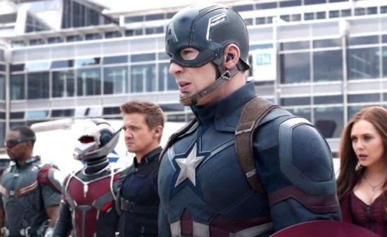 'Capitão América: Guerra Civil' tem 5ª melhor estreia da história nos EUA