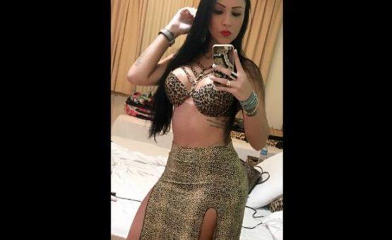 Jenny Miranda, filha de Gretchen, vai disputar o Miss Bumbum Brasil 2016