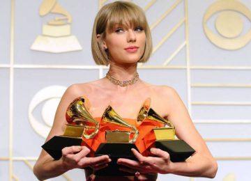 Taylor Swift é a jovem celebridade mais bem paga do mundo