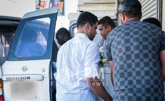 Corpo do brasileiro José Maria Carvalho foi velado em Paramaribo