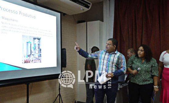 Ministério do Comércio, Indústria e Turismo, oferece oportunidade para empresários estrangeiros no Suriname (Fotos e vídeo)
