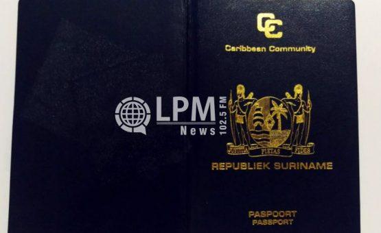 Justiça do Suriname está investigando emissão ilegal de passaporte para estrangeiros