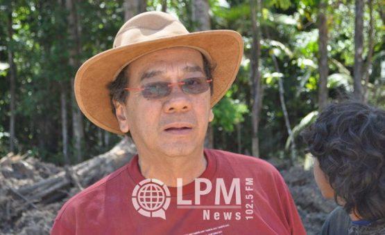 Jornal LPM NEWS informa sobre a morte do empresário Rubin Lie Pauw Sam em Paramaribo