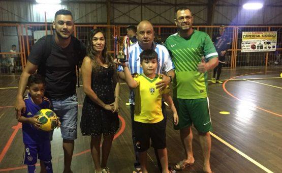 Começou a terceira rodada de classificação da Primeira Liga de Futsal em Paramaribo