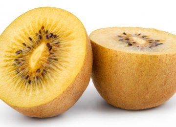 Kiwi amarelo: fruta é rica em vitamina C e tem poucas calorias