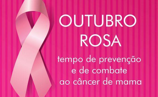No Outubro Rosa, especialista alerta sobre prevenção do câncer de mama
