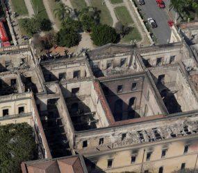 Verbas para reconstrução do Museu Nacional terão corte de R$ 11,9 milhões