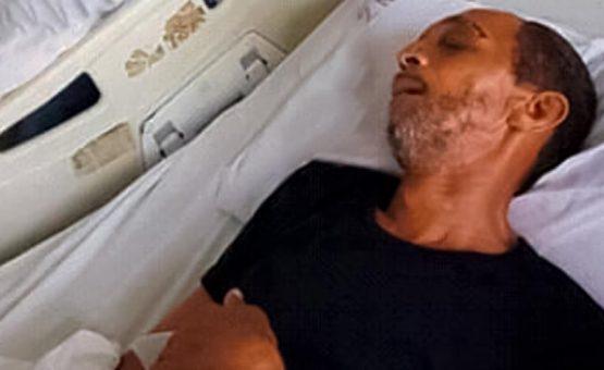 Homem foi encontrado inconsciente na Anamoestraat (Vídeo)