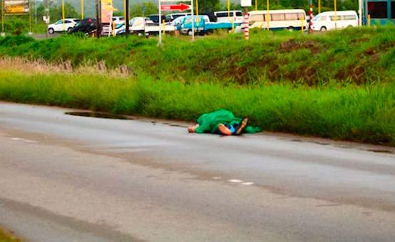 Identidade de pedestre encontrado morto na Ringweg-Zuid ainda é desconhecida