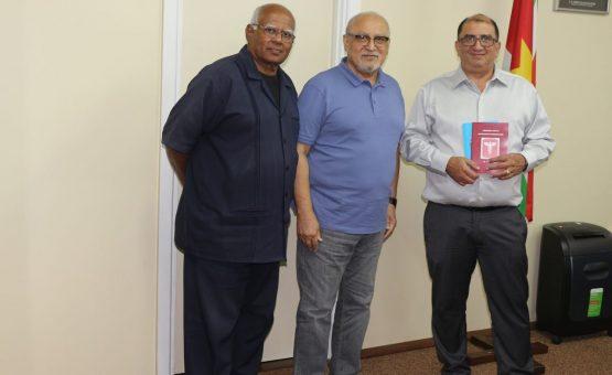 Academia de Acupuntura será uma realidade no Suriname
