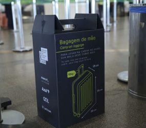 Aéreas criticam volta de bagagem gratuita; Idec diz que decisão do Congresso é positiva para o consumidor