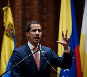 Líder da oposição venezuelana diz que governo de Maduro chegará ao fim em 2019