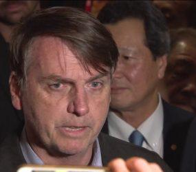 Bolsonaro diz que, 'por enquanto, não tem nada contra' o ministro do Turismo no caso dos laranjas