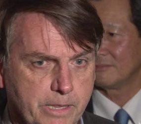 Bolsonaro diz que ONGs podem estar por trás de queimadas na Amazônia para 'chamar atenção' contra o governo