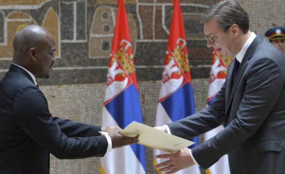 Novos embaixadores do Suriname na Sérvia e Nações Unidas