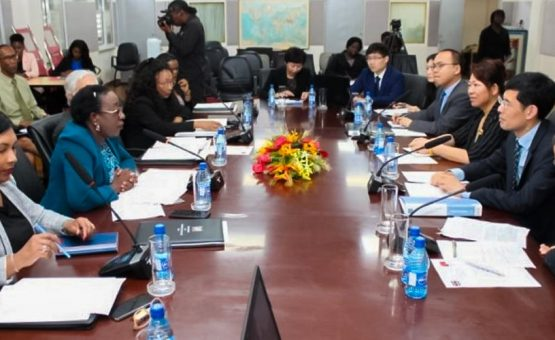 Concept uitleveringsverdrag Suriname-China is in deze tijdperk passende wetgeving framework