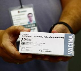 Ministério da Saúde confirma 123 casos de sarampo no Brasil em 2019