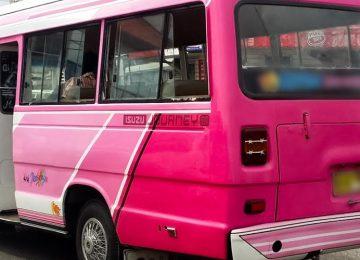 Blitz é reforçada especialmente para motoristas de ônibus
