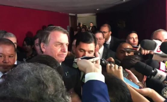 Previdência: Bolsonaro diz que expectativa é de 'vitória' em votação; Maia se diz otimista