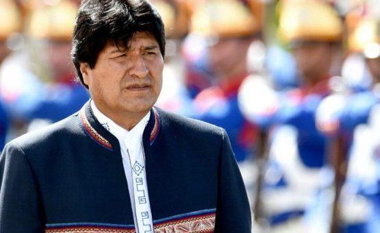Boliviaanse president Evo Morales bezoek Suriname op woensdag