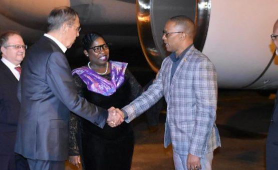 Ministro das Relações Exteriores da Rússia realizou visita de trabalho oficial ao Suriname