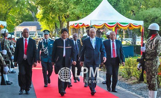 Suriname en Bolivia zijnafschaffing visumplicht overeengekomen