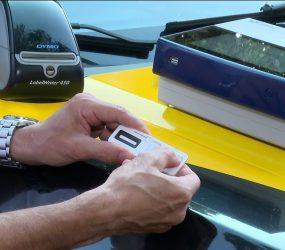 Detran do DF testa aparelho que identifica se motorista usou drogas
