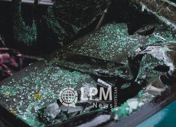 Motorista ingere bebida alcoólica, provoca acidente e morre na Bomaweg