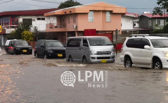 Chuvas castigam norte do Suriname, e deixa capital sem energia elétrica