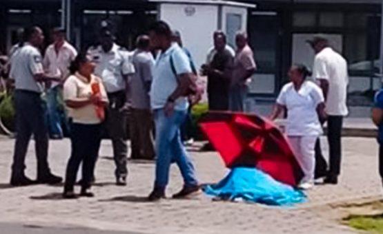 Câmeras de segurança desvendam morte de homem em Nickerie