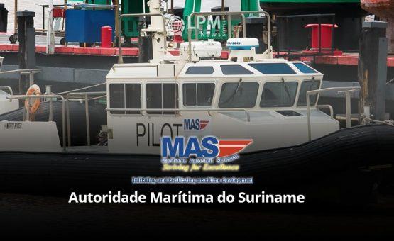 Nova determinação exige certificado para condutores de embarcações no Suriname